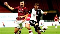 Milan thăng hoa nhấn chìm nhà ĐKVĐ Juventus lần thứ 2 trong lịch sử