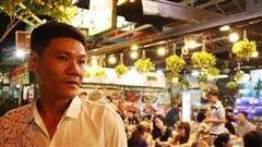 2 khu phố ẩm thực nổi tiếng ở Sài Gòn: Chỗ vắng vẻ đìu hiu, nơi tấp nập khách nhưng 'bán dưới 25 triệu một đêm vẫn lỗ'