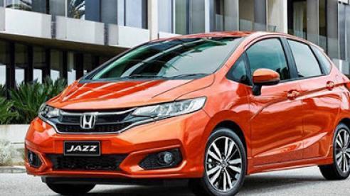 Giá xe ôtô hôm nay 8/7: Honda Jazz dao động từ 544 - 624 triệu đồng