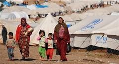 Nga - Trung bác đề xuất của Đức viện trợ nhân đạo ở Syria