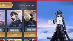 Liên Quân Mobile: Sự thật về Event tặng FREE skin Kirito và Asuna khiến game thủ 'ngái ngủ' mắc bẫy