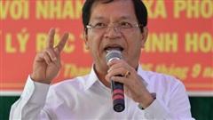 Bộ Chính trị cho thôi chức Bí thư Tỉnh ủy Quảng Ngãi với ông Lê Viết Chữ