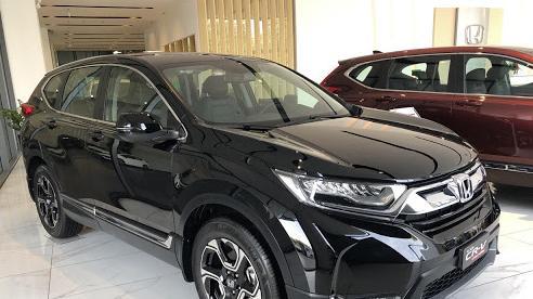 Sát ngày ra mắt Honda CR-V 2021, giá xe đời cũ bất ngờ tăng trở lại vì nhiều người Việt chuộng xe nhập