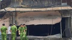 Bình Dương: Cháy tiệm cầm đồ giữa ban ngày, 3 người tử vong thương tâm