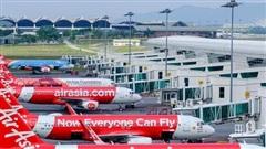 Hãng hàng không AirAsia đối mặt tương lai bất định vì Covid-19