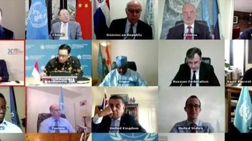 HĐBA họp trực tuyến về 'Hoạt động hòa bình và Quyền con người'