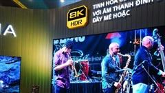 Cận cảnh TV Bravia 8K và OLED 4K nhỏ nhất thị trường Việt Nam của Sony