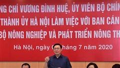 Bí thư Hà Nội: Hai bên bờ sông Hồng như vậy thì Thủ đô sao phát triển được