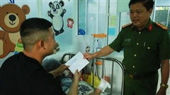 Đà Nẵng: Truy đuổi kẻ buôn ma túy, một chiến sĩ công an bị đứt gân chân