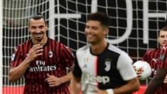 Ibrahimovic: 'Nếu tôi ở đây từ đầu mùa, Milan đã vô địch Serie A'