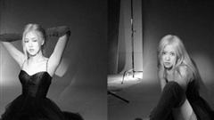 Rosé BlackPink hóa vũ công ballet diện váy little black dress đẹp ma mị