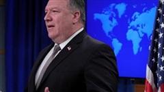 Ngoại trưởng Pompeo: Mỹ bắt được tàu chở vũ khí Iran cho phiến quân Houthi