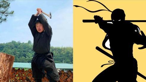 Người Nhật đầu tiên có bằng thạc sĩ nghiên cứu Ninja