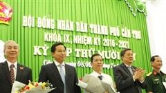 Nhân sự mới TP. Cần Thơ, tỉnh Quảng Trị