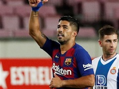 Đẩy Espanyol xuống hạng, Barcelona 'phả hơi nóng' vào gáy Real