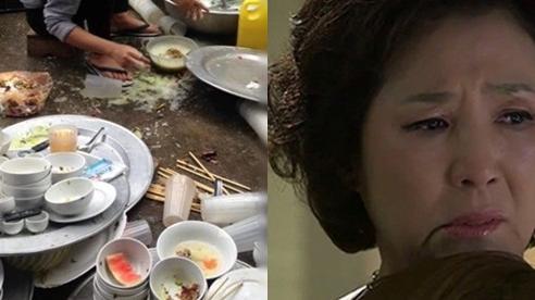 Mẹ đẻ có pha 'quay xe' cực gắt khi con gái bị nhà bạn trai bắt rửa cả chồng bát ngày ra mắt