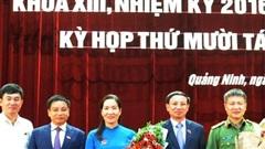 Nữ Giám đốc Sở được bầu giữ chức Phó Chủ tịch UBND tỉnh