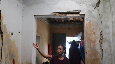 Hải Phòng: Nhiều hộ dân ở Tam Đa, Vĩnh Bảo nơm nớp lo trong căn nhà nứt toác