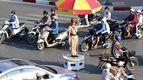 Quyết tâm giảm tối thiểu 10% tai nạn giao thông