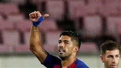 Luis Suarez: Barca phải thắng cả 3 trận và chờ Real Madrid sảy chân