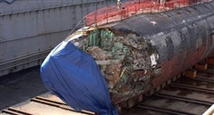 Bí ẩn vụ tai nạn tàu ngầm hạt nhân Mỹ