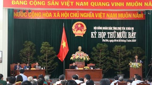Chủ tịch HĐND tỉnh Phú Yên xin thôi chức và vắng mặt kỳ họp