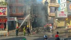 Huế: 'Bà hỏa' thiêu rụi shop quần áo, thiệt hại hàng trăm triệu đồng