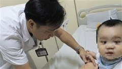 Dịch tay chân miệng có nguy cơ bùng phát