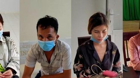 Phát hiện, cách ly 4 trường hợp nhập cảnh trái phép vào Việt Nam từ Campuchia