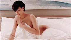 Hồng Quế 'chơi lớn' tung ảnh bán nude táo bạo, gây bất ngờ khi tiết lộ người chụp là... mẹ