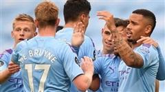 Man City mơ 'phép mầu' Champions League