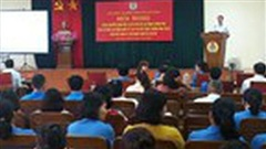 Hải Phòng: Đấu tranh chống lại lao động cưỡng bức dưới mọi hình thức
