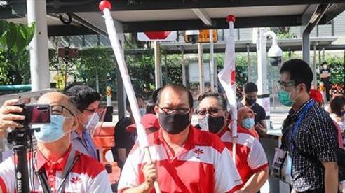 Hôm nay hơn 2,6 triệu cử tri Singapore đi bỏ phiếu bầu Quốc hội và Chính phủ mới