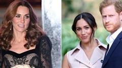 Kate từng khuyên Harry đừng vội kết hôn với Meghan