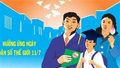 Ngày 11/7: Chìa khóa thành công của chương trình dân số Việt Nam