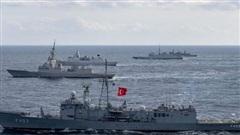 Thổ - Ai Cập biến Libya thành chảo lửa