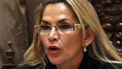 Nữ Tổng thống lâm thời Bolivia mắc COVID-19