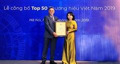 VietinBank - Top 10 Thương hiệu Việt Nam giá trị nhất