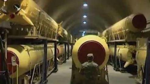 Iran lập 'phố tên lửa' chặn tàu Mỹ ở vịnh Ba Tư