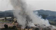 Nổ xe chở thuốc nổ làm pháo hoa, ba người thiệt mạng