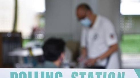 Cử tri Singapore bỏ phiếu bầu Quốc hội nhiệm kỳ mới giữa đại dịch Covid-19