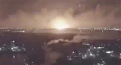 Kho tên lửa Iran lại nổ lớn đầy bí ẩn