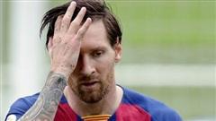 Messi bất lực Barca, dù không nghỉ phút nào sau dịch Covid-19