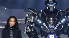 Người mẫu robot lên ngôi, người mẫu truyền thống có nguy cơ thất nghiệp
