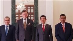 Thúc đẩy quan hệ hợp tác giữa ASEAN và Ukraine