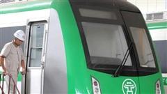 Tổng thầu TQ: Cuối năm đường sắt Cát Linh - Hà Đông có thể chạy thương mại