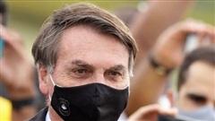 Tổng thống Brazil tái kêu gọi mở cửa đất nước bất chấp Covid-19
