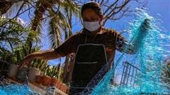 Tranh thủ việc vắng khách do dịch Covid, Thái Lan mở chiến dịch dọn sạch rác, nhựa ở bãi biển
