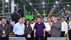 Bí thư Hà Nội: Hoàn thiện Khu CNC Hòa Lạc để nhà đầu tư 'nhìn vào đã muốn đến'