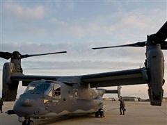 Lực lượng phòng vệ Nhật Bản bắt đầu triển khai máy bay vận tải Osprey